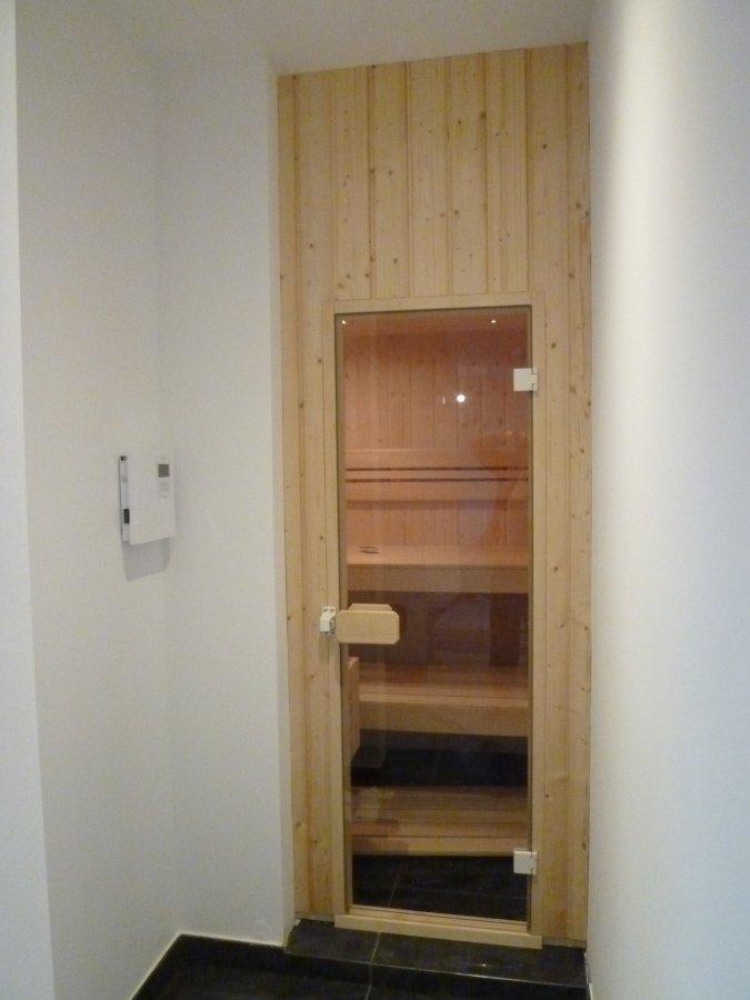 Sauna/Infrarot/Wellness - Saunabau und Infrarotkabinen auch als ...
